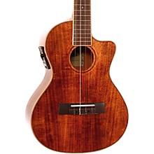 Open BoxKala Koa Concert Cutaway Gloss Acoustic-Electric Ukulele