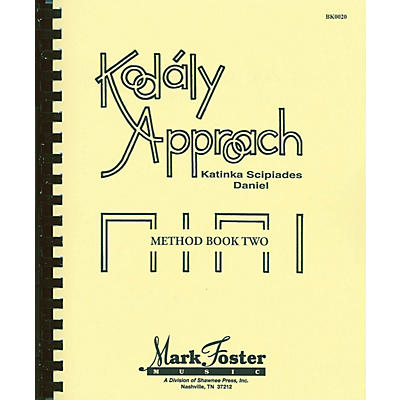 Shawnee Press Kodály Approach (Method Book Two - Textbook) Book
