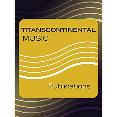 Transcontinental Music Kol Dodi SSAB Composed by Elliot Levine