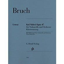 G. Henle Verlag Kol Nidrei, Op. 47 for Cello and Piano