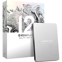 Open Box Native Instruments KOMPLETE 12 ULTIMATE COLLECTORS EDITION Upgrade from ULTIMATE 8-12