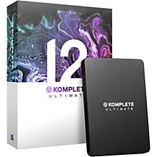 Open Box Native Instruments KOMPLETE 12 ULTIMATE Update