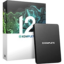 Open Box Native Instruments KOMPLETE 12 Upgrade from SELECT