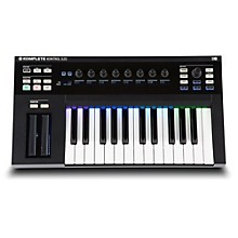 Open Box Native Instruments KOMPLETE KONTROL S25 Keyboard Controller With Komplete Select Software