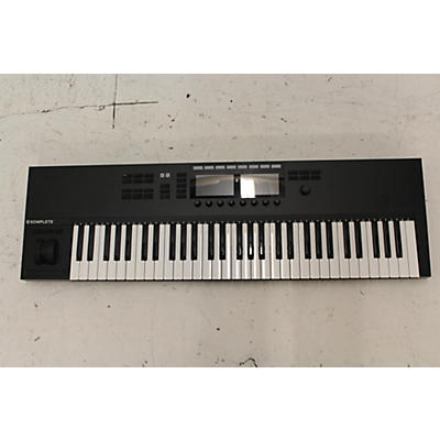 Native Instruments Komplete Kontrol S61 MK2 MIDI Controller