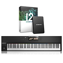 Native Instruments Komplete Kontrol S88 MK2 with Komplete 12