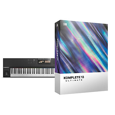 Native Instruments Komplete Kontrol S88 MKII with Komplete 13 Ultimate