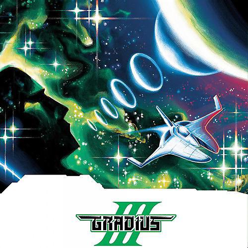 Konami Kukeiha Club - Gradius III (Original Soundtrack)