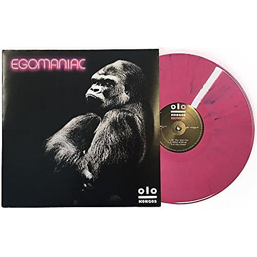 Alliance Kongos - Egomaniac