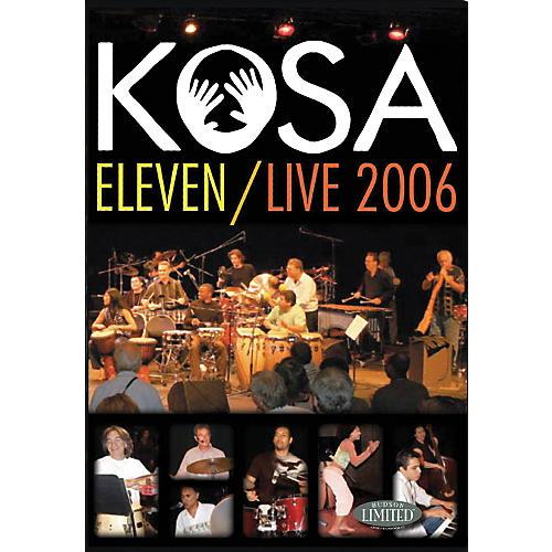 Hudson Music Kosa Eleven Live DVD