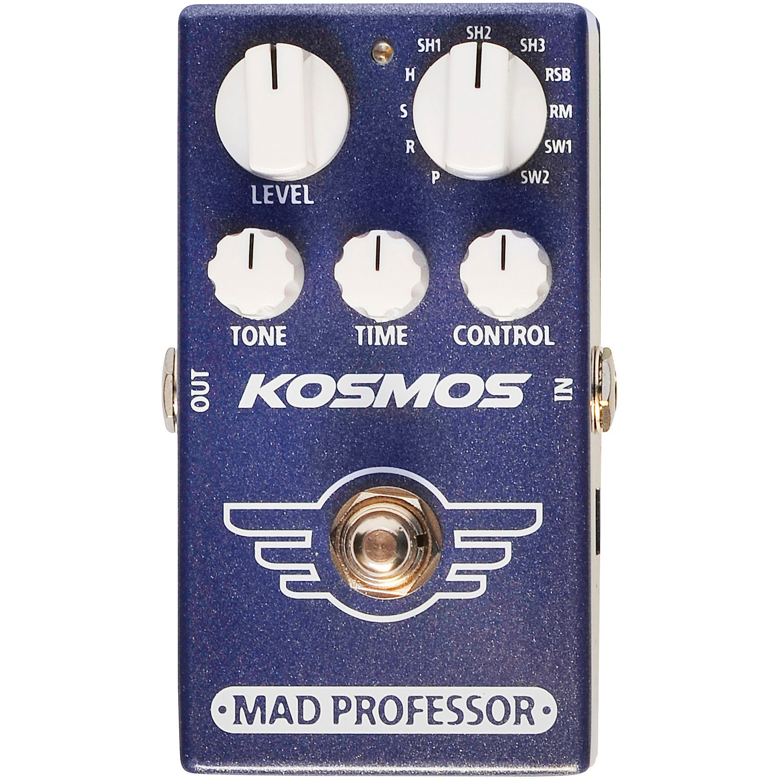 Mad Professor Kosmos Reverb Effects Pedal