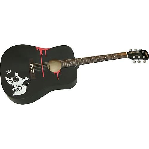 Fender Kozik El Brujo Acoustic Guitar
