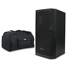 American Audio Kpow 15BT MK II 1,000W Powered Speaker with Tote
