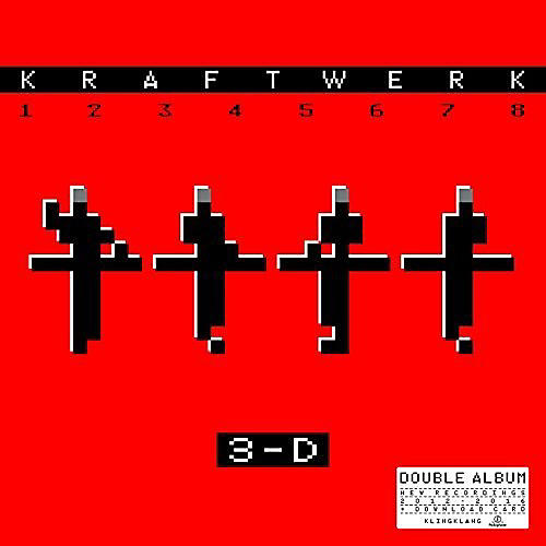 Alliance Kraftwerk - 3-D: The Catalogue