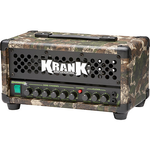 Krank Krankenstein Jr. 20W Tube Guitar Amp Head
