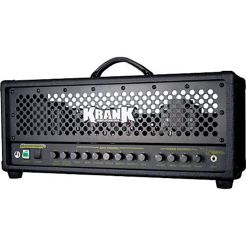 Krank Krankenstein + KRPBK00 120W Tube Guitar Amp Head