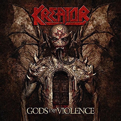 Alliance Kreator - Gods Of Violence