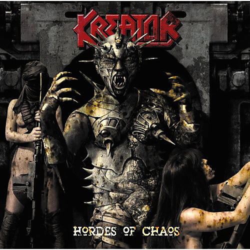 Alliance Kreator - Hordes of Chaos