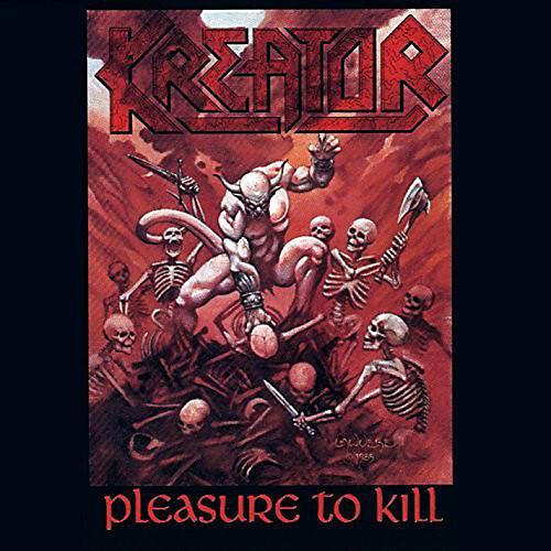 Alliance Kreator - Pleasure To Kill
