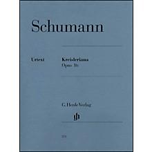G. Henle Verlag Kreisleriana Opus 16 By Schumann