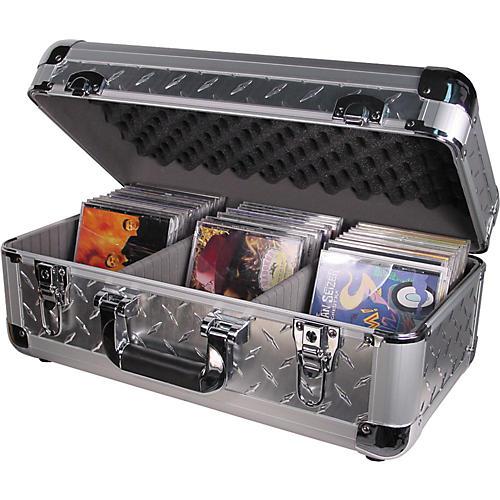 Odyssey Krom 200/65 CD Case Matte Silver