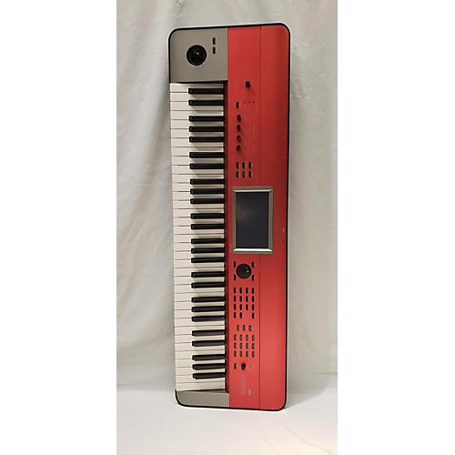 Korg Krome 61 Key Ltd Red Keyboard Workstation