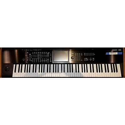 Korg Kronos 2 88 Keyboard Workstation