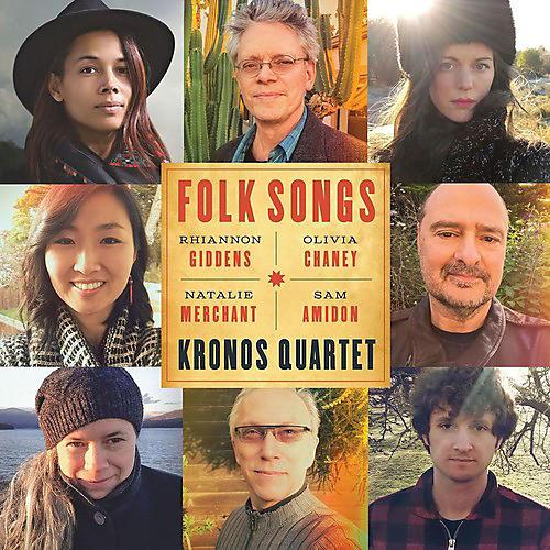 Alliance Kronos Quartet - Folk Songs