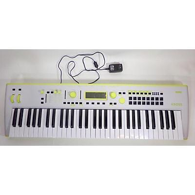 Korg Kross 61 Key Keyboard Workstation