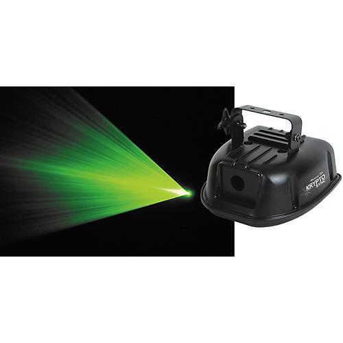 American DJ Krypto Synch 4.9 MW Green Laser