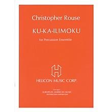 Schott Ku Ka-Ilimoku (for Percussion Ensemble - Full Score and Parts) Schott Series Softcover