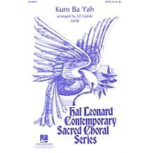 Hal Leonard Kum Ba Yah SATB arranged by Ed Lojeski