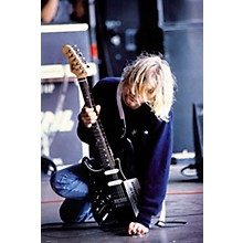 Hal Leonard Kurt Cobain - Electric Guitar - Wall Poster