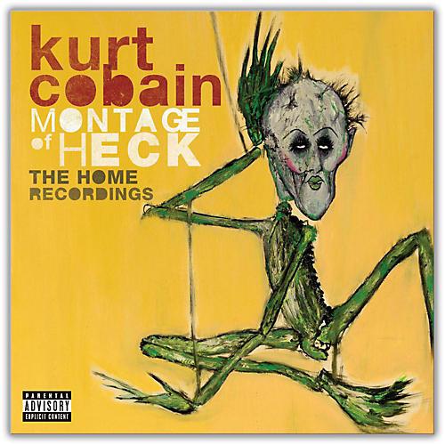 Universal Music Group Kurt Cobain - Montage Of Heck  LP