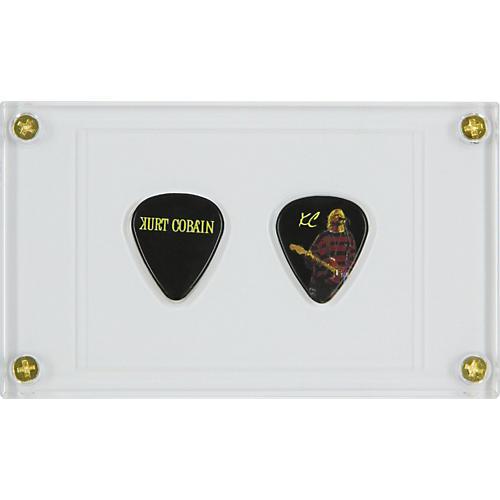 Gear One Kurt Cobain Collectible Guitar Picks (pair)