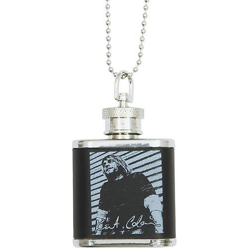 Gear One Kurt Cobain Mini Flask Necklace