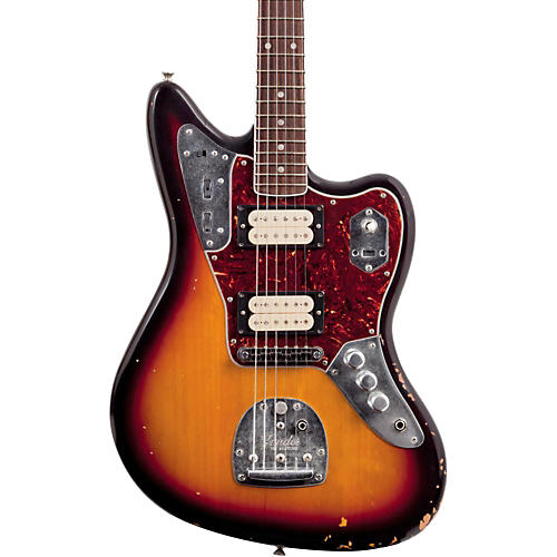 fender kurt cobain signature jaguar electric guitar. Black Bedroom Furniture Sets. Home Design Ideas