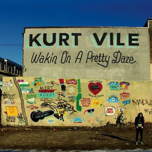Alliance Kurt Vile - Wakin on a Pretty Daze