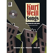 Universal Edition Kurt Weill Songs String Solo Series