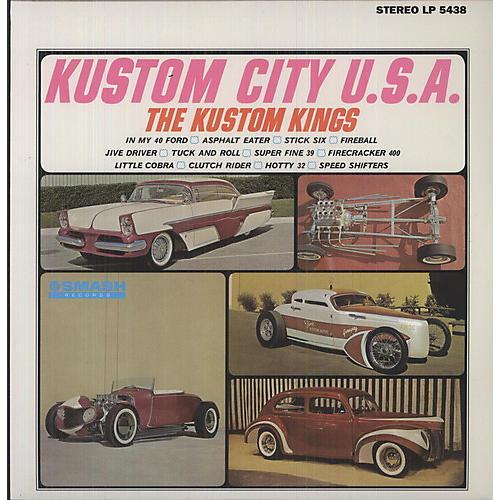 Alliance Kustom Kings - Kustom City