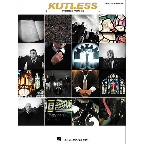 Hal Leonard Kutless - Strong Tower Piano/Vocal/Guitar Artist Songbook