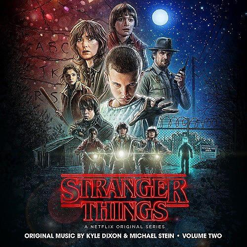 Alliance Kyle Dixon - Stranger Things, Vol. 2 (A Netflix Original Series Soundtrack)