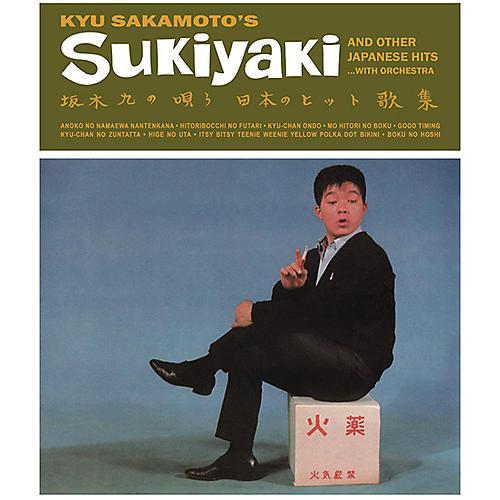 Alliance Kyu Sakamoto - Sukiyaki & Other Japanese Hits