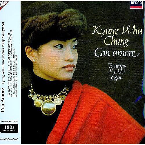 Alliance Kyung Chung Wha - Con Amore/Brahms Kreisler Elgar