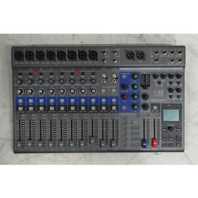 Zoom L-12 Digital Mixer