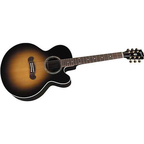 Gibson L-4A Rosewood Acoustic-Electric Guitar