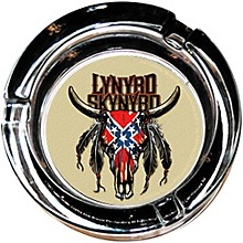 C&D Visionary L. Skynyrd Glass Ashtray