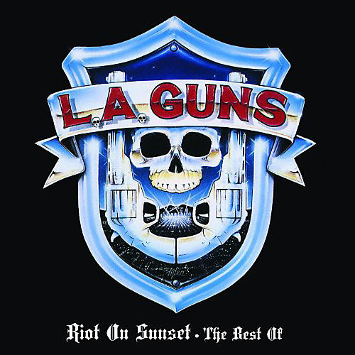 Alliance L.A. Guns - Riot on Sunset - the Best of