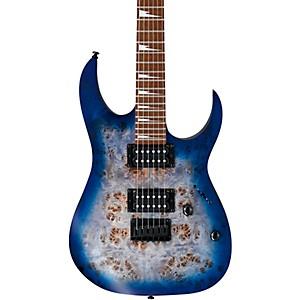 Ibanez RGRT621DPB Electric Guitar Flat Blue Lagoon Burst