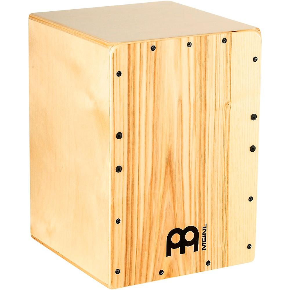 Meinl Jam Cajon With Heart Ash Frontplate